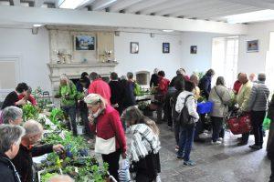 Bourse aux plantes- Oléron