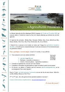 concours photo agricultures insulaires
